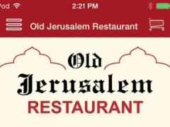 Old Jerusalem Family Restaurant 3.3.6 Screenshot