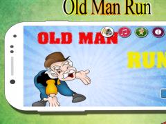 Old Man Run 1.0 Screenshot
