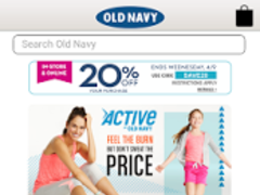 Old Navy 2.3.5 Screenshot