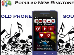 Old phone ringtones (New) 1.0.0 Screenshot