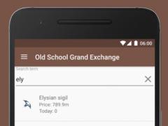 Old School Grand Exchange 1.6.0 Screenshot
