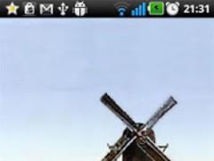 Old Windmill Live Wallpaper 1.6 Screenshot