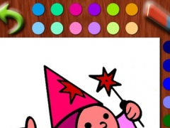 Older Baby's Coloring Pages 1.8.1 Screenshot