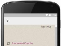 Best Of Olivia Newton-John Lyrics 1.2 Screenshot