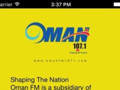 Oman Fm 107.1 1.1 Screenshot