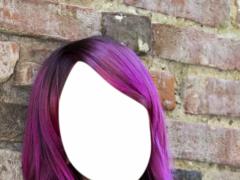 Ombre Hair Salon Photo Editor 1.4 Screenshot