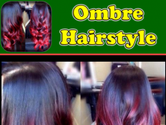 Ombre Hairstyle 1.0 Screenshot