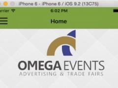 OmegaEvents 1.1 Screenshot