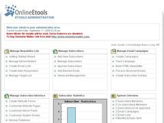 Omnistar Autoresponder software 6.9 Screenshot