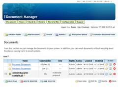 Omnistar Document Manager 9.1 Screenshot