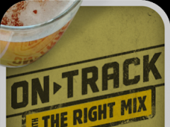 On Track with The Right Mix 1.8 Screenshot