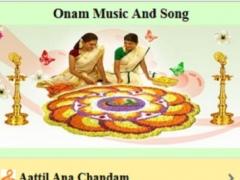 Onam Music Songs 1.0 Screenshot