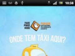 Onde tem taxi aqui? 1.1 Screenshot