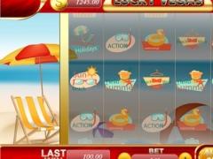 One-Armed Vegas War Slots Machine -- FREE Coins!!! 3.0 Screenshot