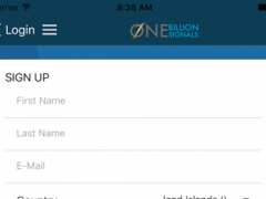 One Billion Signals Pro - Forex Signals 50 Screenshot