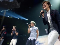 One Direction LIVE Wallpapers! 1.7 Screenshot