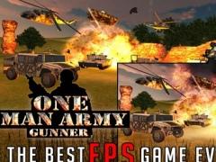 One Man Army Gunner 1.0 Screenshot