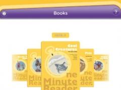 One Minute Reader Level E 1.2.2 Screenshot