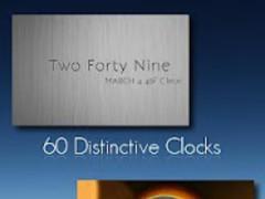 One More Clock Widget Free 1.4.9 Screenshot