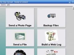 One Step Upload 1.1 Screenshot