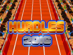 One Tap Hurdles 2016 1.0 Screenshot