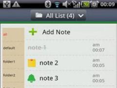 OnePunch Notes 1.973 Screenshot