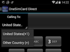 OneSimCard Direct  Screenshot