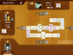 Ongame Dominoes (game cờ) 1.4.2.3 Screenshot