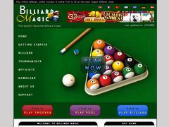 Online Billiards 1.0 Screenshot