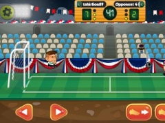 Review Screenshot - Football Game – Have Fun Scoring Loads of Goals