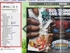 Online HTML5 Flipbook freeware 4.1 Screenshot