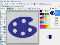 Online Icon Editor 4.33 Screenshot