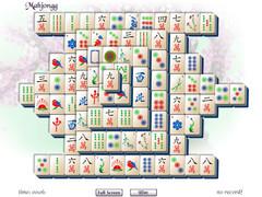 Online Mah Jongg 1.0 Screenshot