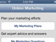 Online Marketing & Advertising Strategy 0.96 Screenshot