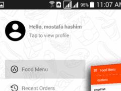 Online Order Delivery 1.3 Screenshot