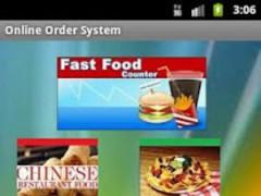 Online Order Demo Program 3.0 Screenshot