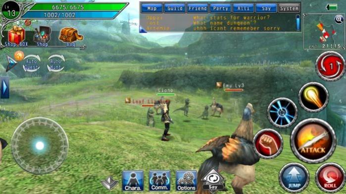 Online RPG AVABEL