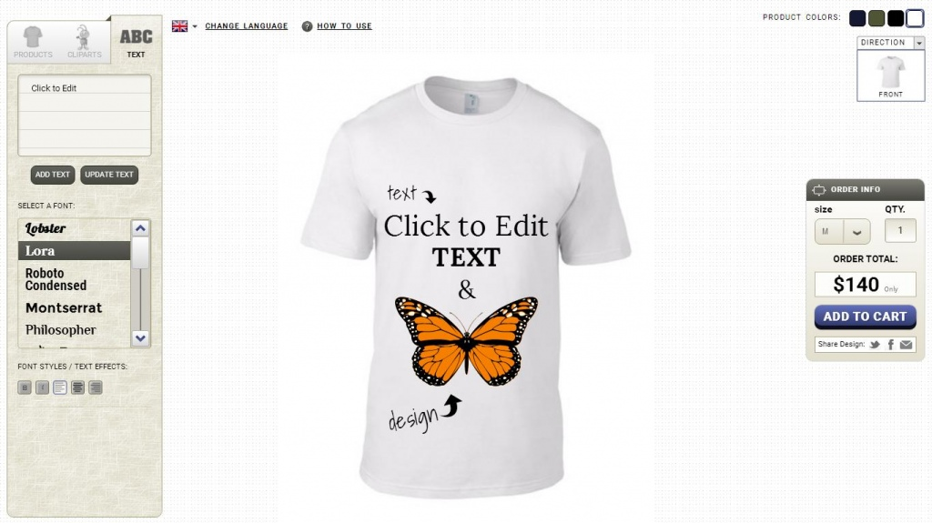 online t shirt design software 1 0 0 free download create