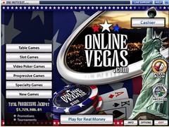 Online Vegas 5.000 Screenshot