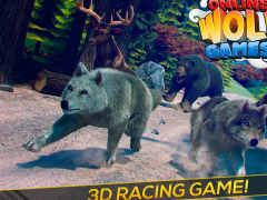 Online Wolf Games For Free 1.0.0 Screenshot