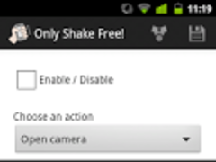 Only Shake Free! 2.0 Screenshot