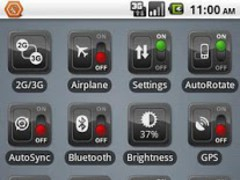 OnOff Skin: Classic HD 1.1.0 Screenshot