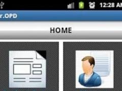 OPD MANAGEMENT 1.0 Screenshot