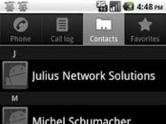Open ERP Contacts 0.9 Screenshot