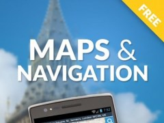 Maps, Navigation & Directions 5.02 Screenshot