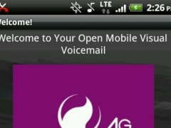 Open Mobile Visual Voice Mail 3.20.07 Screenshot