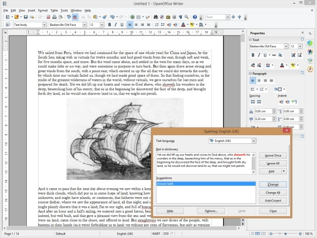 OpenOffice 4 1 1 Free Download