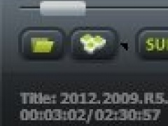 Open Subtitles MKV Player 4.7 Screenshot