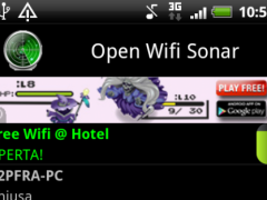 Open Wifi Sonar 1.0.2 Screenshot