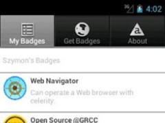 OpenBadges 1 Screenshot